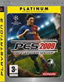 echange, troc Pro Evolution Soccer 2009 - Platinum Edition (PS3) [import anglais]