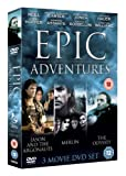 Epic Adventures Boxset [DVD]