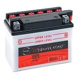 NX - Motorrad Batterie YB4L-B 12V 4Ah - Akku(s)