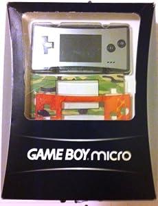 Hardware Black Game Boy Micro - Game Boy Advance