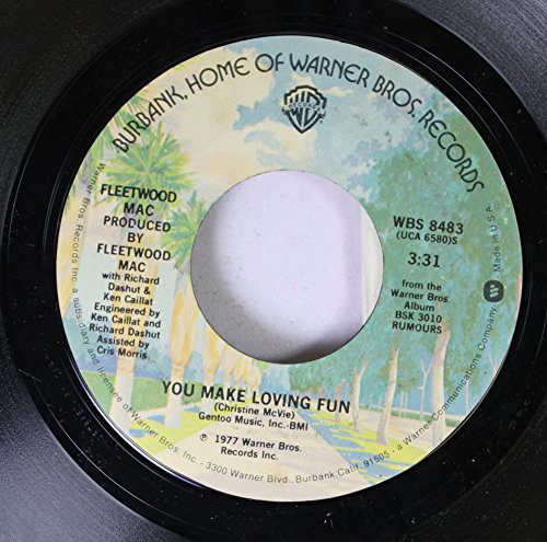 Fleetwood Mac 45 RPM You Make Loving Fun / Gold Dust Woman (Fleetwood Mac 45 Rpm compare prices)