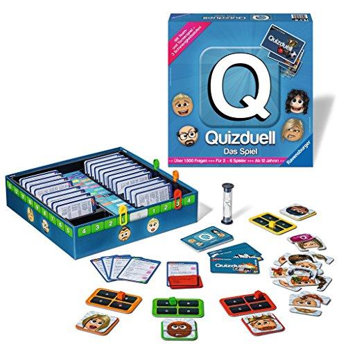 27207 - Quizduell, Das Brettspiel