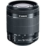Canon EF-S 18-55mm f/3.5-5.6 IS STM Camera Lens