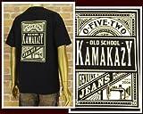 カマカージジーンズ KAMAKAZY JEANS G.CUE氏プロデュースブランドTEE Tシャツ メンズ PLAYING CARDS