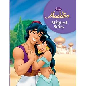 Disney's Aladdin (Disney Padded Story)