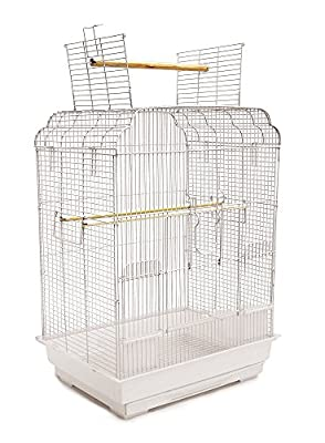 Liberta Missouri Large Open Top Landing Budgie Canary Finch Cage Perches Sh1706