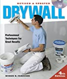 img - for Drywall: Professional Techniques for Great Results (Fine Homebuilding DVD Workshop) book / textbook / text book