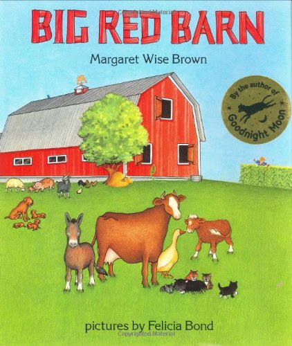 Big Red Barn front-920613
