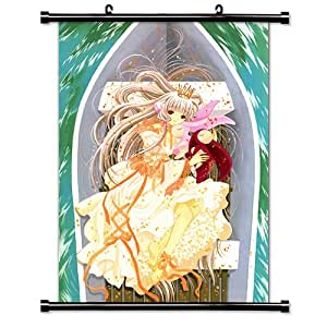 """Chobits Anime Fabric Wall Scroll Poster (32"""" X 46"""") Inches"""