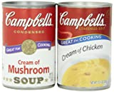 Campbells Condensed Soup Variety Pack, 10.75 Ounce (Pack of 6)