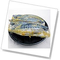 【小針水産】 ノルウェー産 サバ 姿半身 西京味噌漬 (1パック4枚入り)
