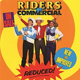 Riders Go Commercial