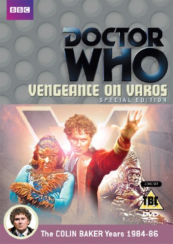 Doctor Who - Vengeance on Varos (Special Edition) [DVD]