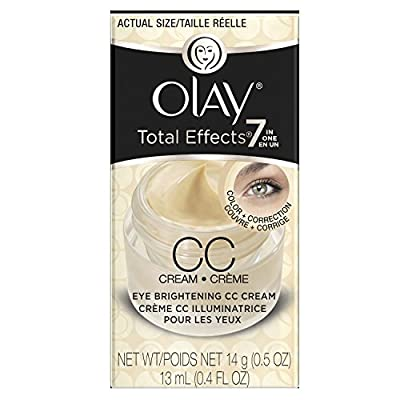 Olay Total Effects Eye Brightening Cc Cream, 0.4 Fluid Ounce TEJ by Home Comforts