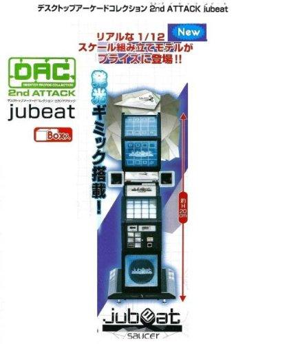 jubeatデスクトップアーケードコレクション2nd jubeat/ソーサー