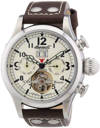 Ingersoll Herren-Armbanduhr BisonN0.18