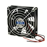 Des Ordinateurs Best Deals - 90mm x 25mm Case DC 24V Ordinateur Ventilateur w Protection des doigts
