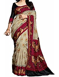 Lady Loop Sarees (Women's Clothing Saree For Women Latest Design Wear Sarees Collection In Green Coloured Georgette...