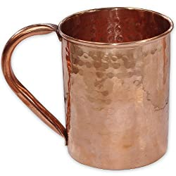 Copper Moscow Mule Mug for Cocktail