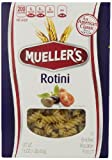 Mueller's Rotini Twist, 16-Ounce Boxes (Pack of 12)