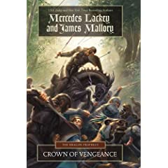 Crown of Vengeance (Dragon Prophecy) by Mercedes Lackey and James Mallory