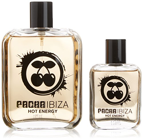 Pacha Hot Energy Men Acqua di colonia - 2 unità