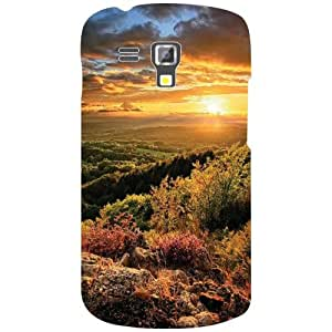 Samsung Galaxy S Duos 7582 Back Cover - Walk Around Designer Cases