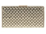 New diamond Box Lady Party Dinner Evening Clutch bag Wedding Prom 667