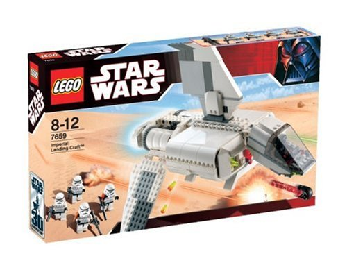 LEGO Star Wars 7659: Imperial Landing Craft