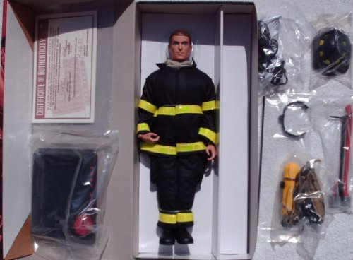 Picture of ERTL 1:6 Scale Real Heroes Top Jake Firefighter 12
