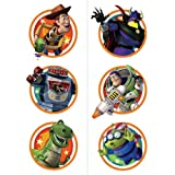 Disney Toy Story Party Temporary Tattoo Sheets 4 per Pack