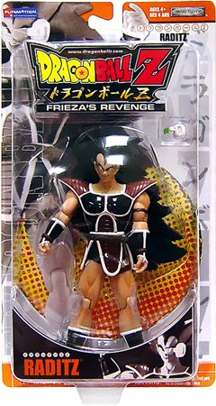 Dragonball Z Frieza's Revenge Action Figure Raditz - Buy Dragonball Z Frieza's Revenge Action Figure Raditz - Purchase Dragonball Z Frieza's Revenge Action Figure Raditz (Jakks, Toys & Games,Categories)