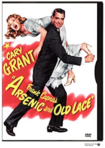 "Cover of ""Arsenic and Old Lace"""
