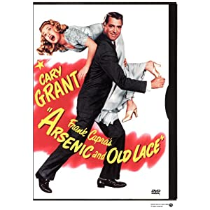 Amazon.com: ARSENIC AND OLD LACE: Cary Grant, Priscilla Lane ...