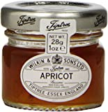 Tiptree Apricot Preserve Minis, 1-Ounce Jars (Pack of 72)