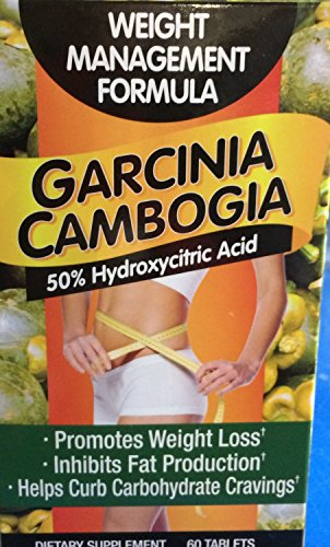 Garcinia Cambogia Weight Management Formula - 60 Tabs