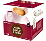 NESCAFE Breakfast accessories - 16 Dolce Gusto Espresso capsules