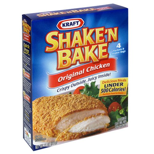 Shake N Bake Original Recipe, Chicken, 11-Ounce Unit (Pack of 4) (Shake And Bake Original Chicken compare prices)