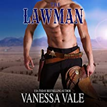 The Lawman: Montana Men, Book 1 | Livre audio Auteur(s) : Vanessa Vale Narrateur(s) : David Quimby