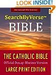 SearchByVerseTM LARGE PRINT Catholic...