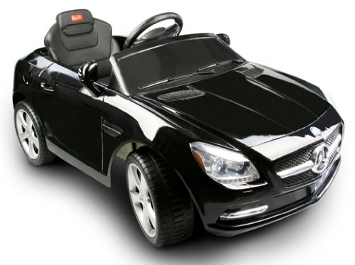 Mercedes power wheels licensed ride on mercedes new 2012 for Mercedes benz power wheels