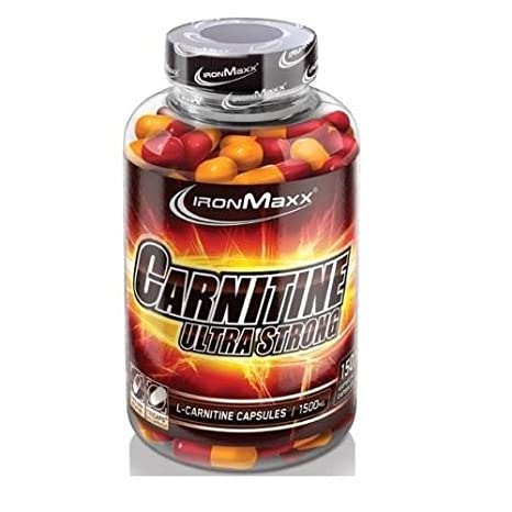 Ironmaxx Carnitine Ultra Strong, 150 Kapseln, 1er Pack (1 x 251 g)