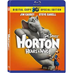 Horton Hears a Who! [Blu-ray] (2008)
