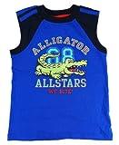 Jumping Beans Little Baby Boy Alligator Allsstars Will Bite Tank Top T-Shirt