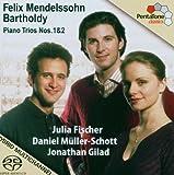Piano Trios Nos 1&2