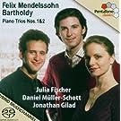 Piano Trios Nos. 1 And 2 (Fischer, Gilad) [Sacd/CD Hybrid]