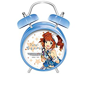 【受注限定】THE IDOLM@STER アイドルマスター プラチナスターズ オリジナルボイス入り 高槻やよい 目覚まし時計