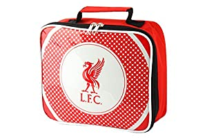 Liverpool FC Bullseye School Lunch Bag, 24 cm, Red from Liverpool FC