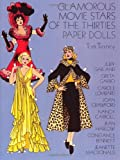 Glamorous Movie Stars of the Thirties Paper Dolls (048623715X) by Tierney, Tom