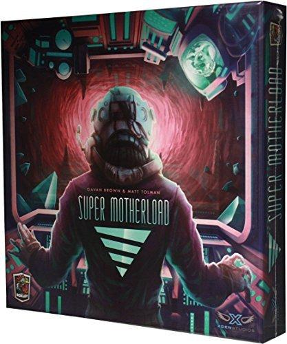 Super-Motherload - Das Brettspiel - Roxley